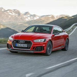 Audi RS5 8W (2018+)