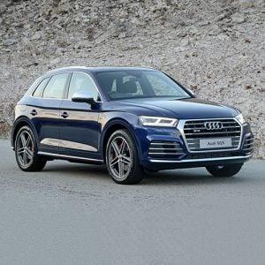Audi SQ5 80A (2017+)
