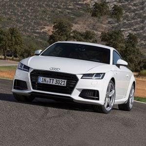 Audi TT/TTS/TTRS 8S (2014+)