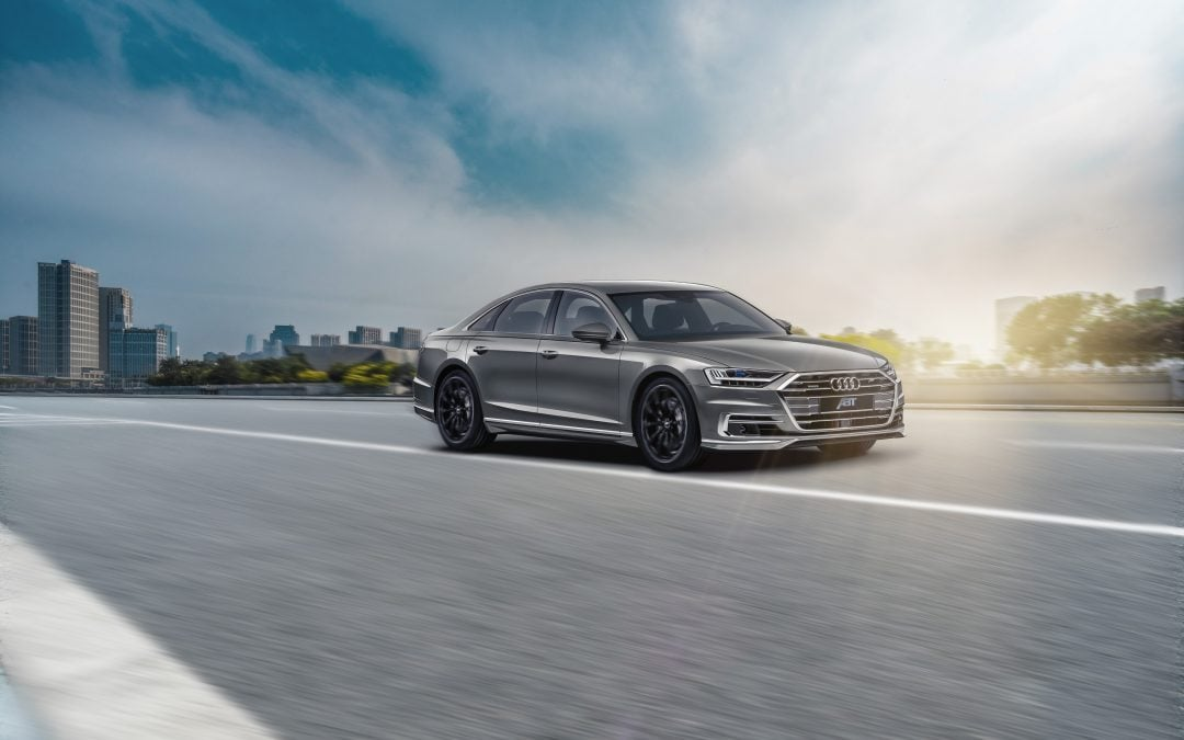 ABT aerodinamikai csomag az Audi A8-nak