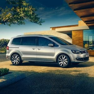 Volkswagen Sharan (2010+)