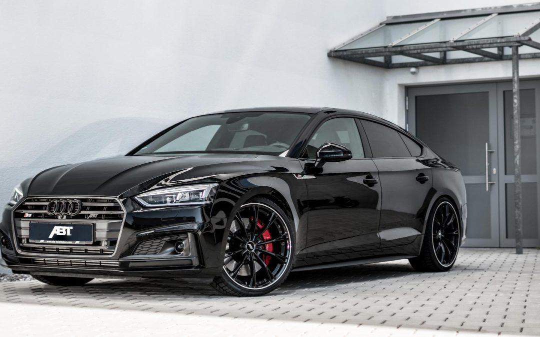 384 lóerős teljesítmény az Audi S5 Sportback TDI-ben