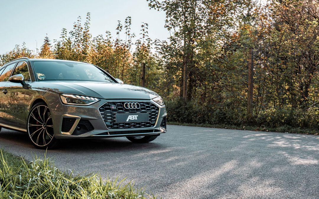 ABT Audi S4 TDI: 384 LE és 760 Nm