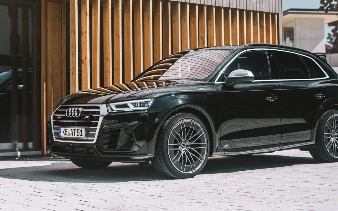 100km/h – 4.9 mp: ABT SQ5 TDI 384 LE