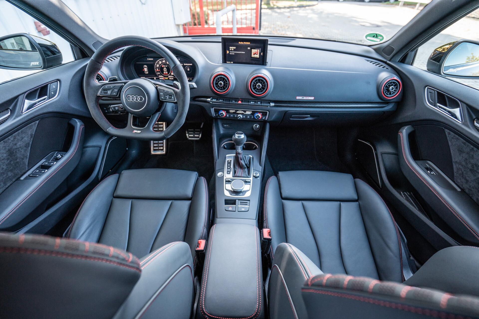 Abt Audi RS3 Sportback 2.5 TFSI Quattro 470 LE | Abt ...