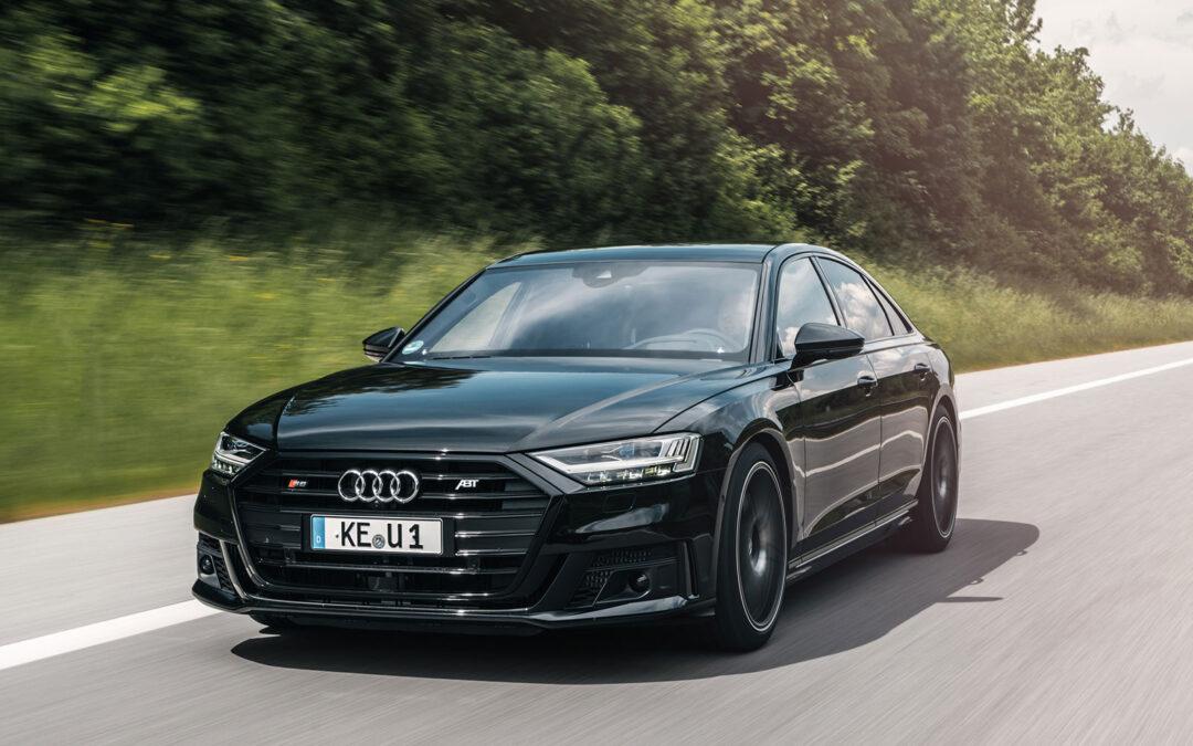 Audi S8 700 LE-vel
